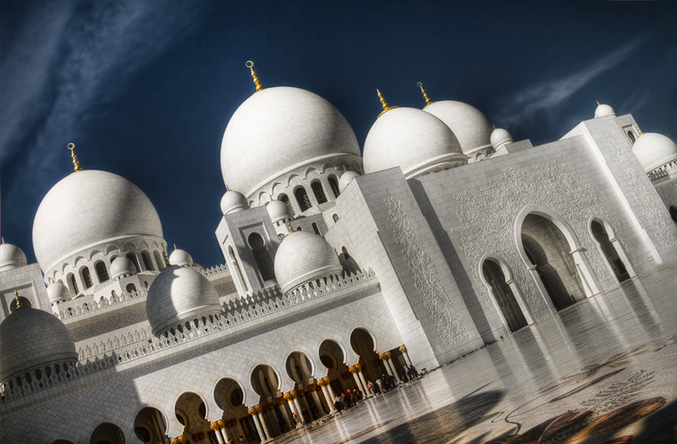 Sheikh Zayed Grand Mosque | Barbara Youngleson's PhotoBlog | Fine Art ...