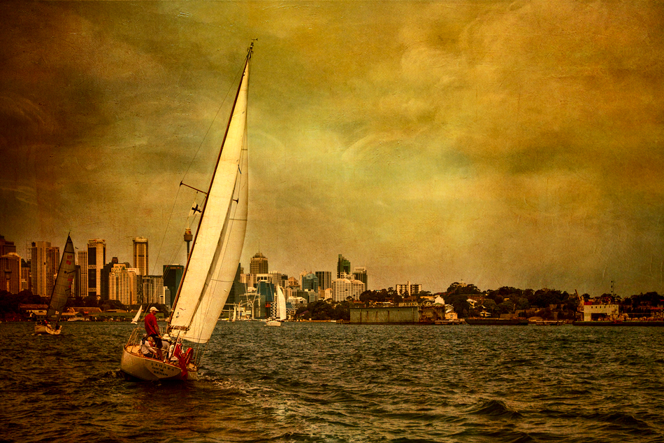 Sailing-Sydney-Harbour