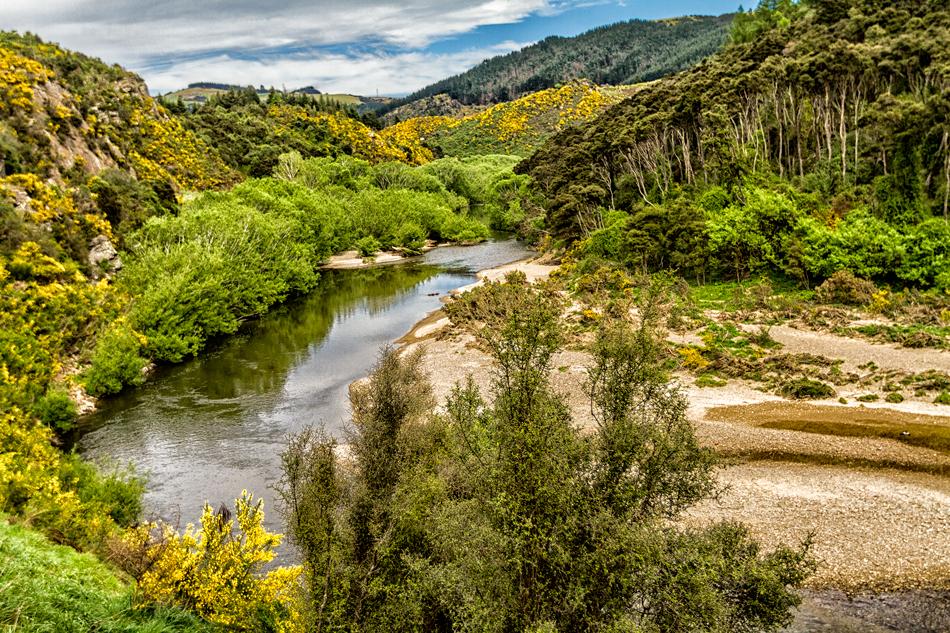 Taieri River Gorge