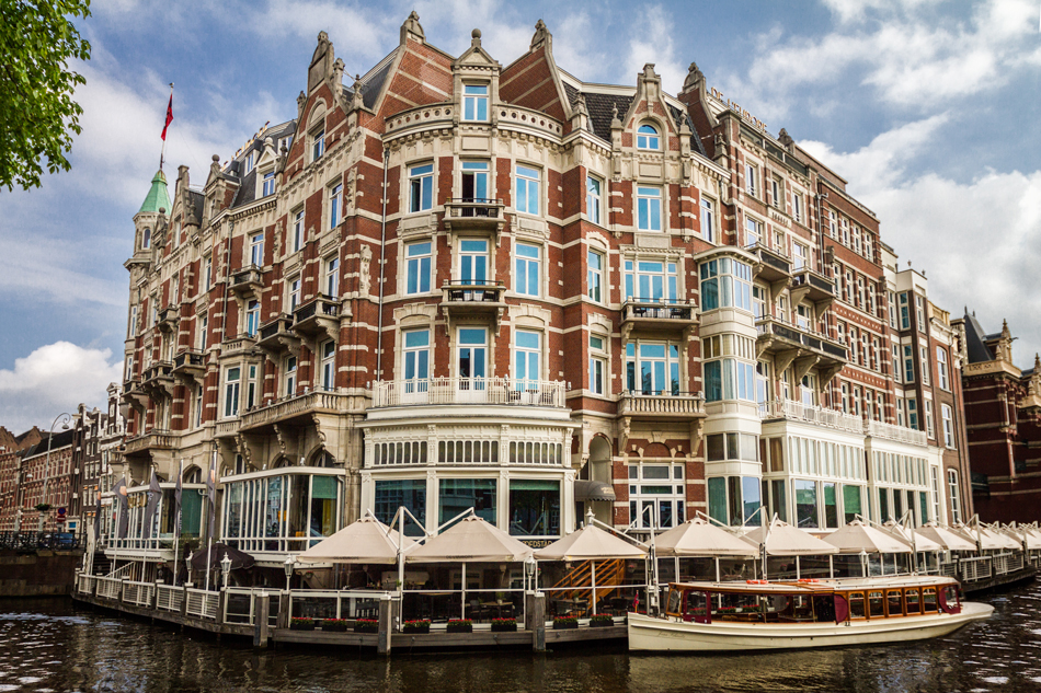De L Europe Amsterdam Hotel