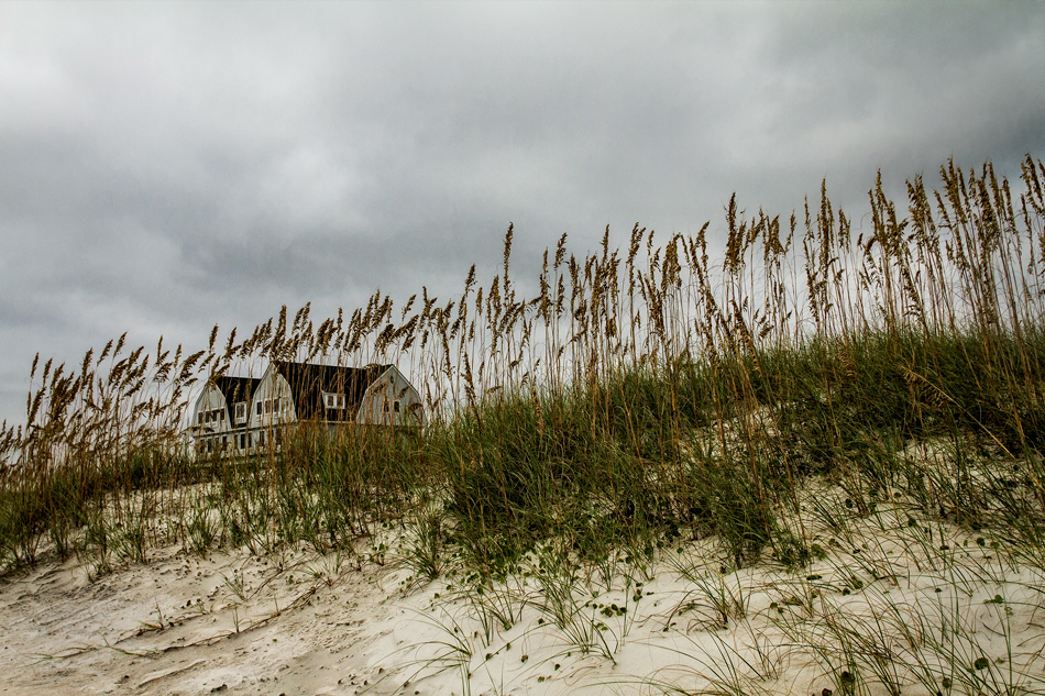 The Sea Oats and The Beach House