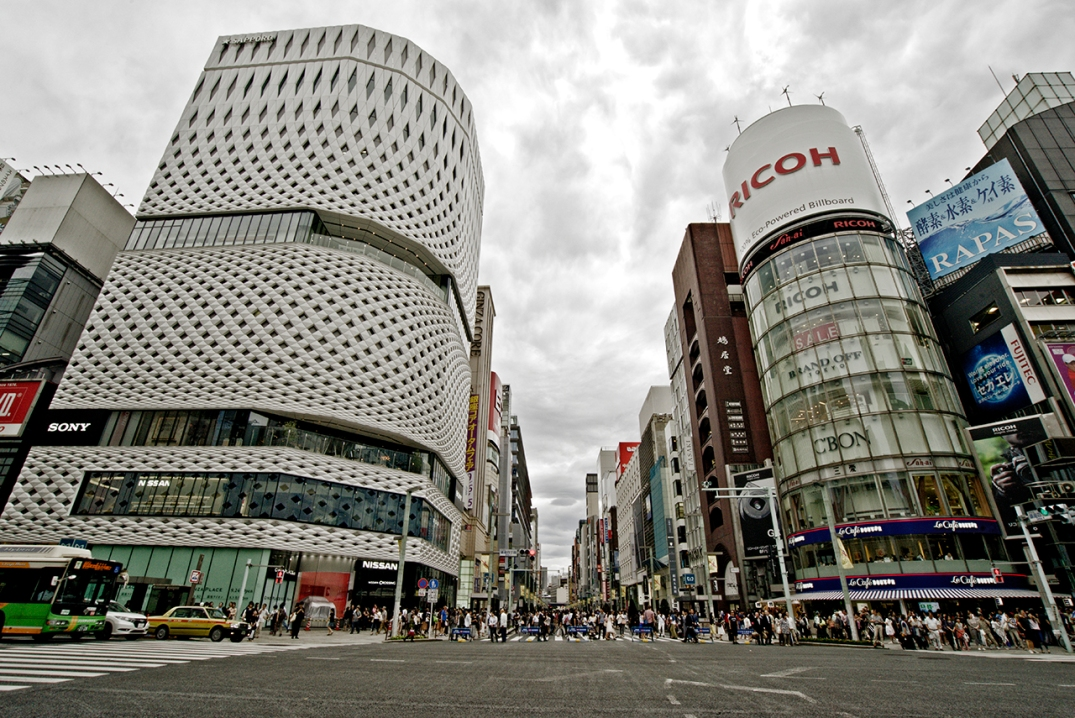 ginza-intersection