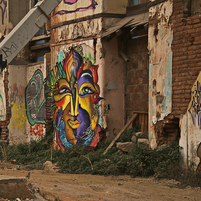 Valparaíso Graffiti I